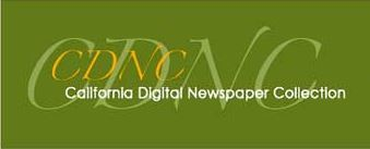 California Digital Newspaper Collection Opens in new window